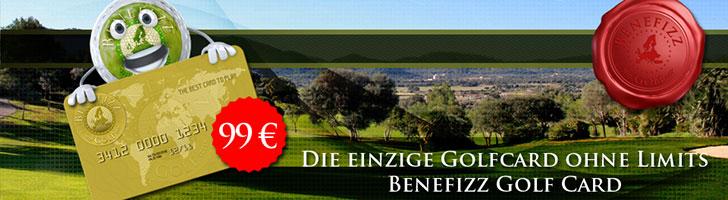 Golf de Andratx Benefizz Golfcard